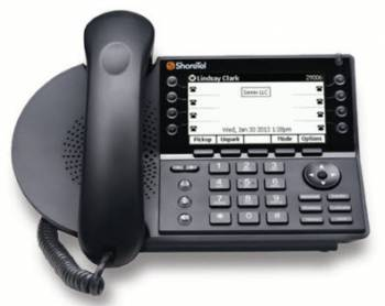 ShoreTel IP480-BLACK-BSTK