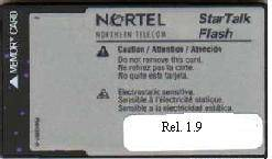 Nortel NT-FLASH-SW-1.9-REF